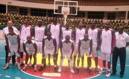 Étalons basketteurs