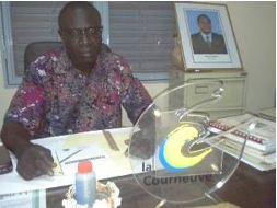Amado Sanfo, Maire de Yako. Ph.B24