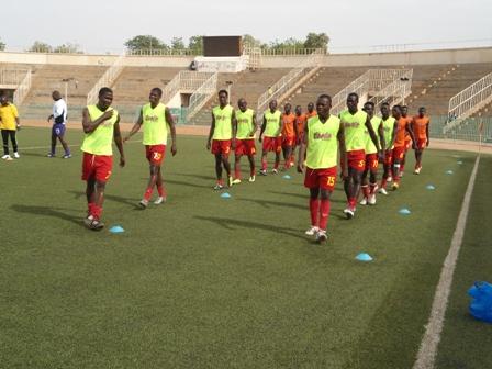 Derby Fasofoot: EFO#ASFA © Burkina 24
