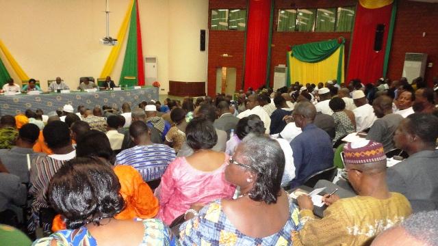 Le Bureau politique nationale du CDP a discuté du renouvellement des structures de base du CDP (Ph : B24)