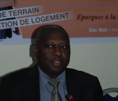 Le Directeur général de la BHBF, Pierre Zerbo. Ph.B24