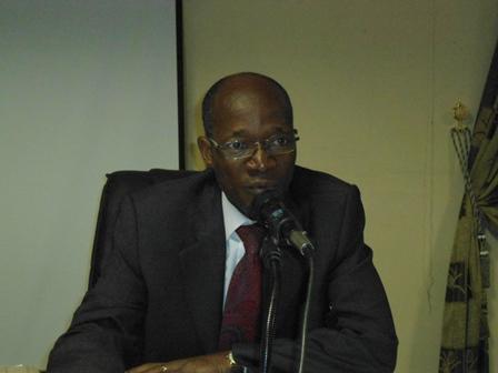 """Le ministre Salif Ouédraogo : """"Finie la comédie lors des reboisements (Ph. B24)"""