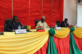 Les parties prenantes sont pour une croissance inclusive au Burkina (Ph. B24)