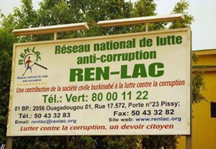 Le Réseau national de lutte anti-corruption (Ph. B 24)
