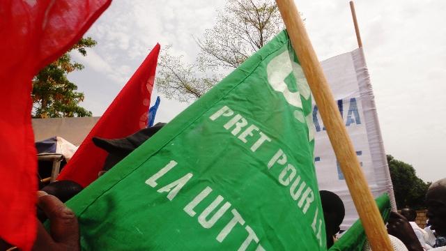 Les syndicats appellent les Burkinabè à la mobilisation (Ph : B24)