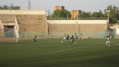 L'arbitrage de ce match n'était pas à la hauteur © Burkina 24