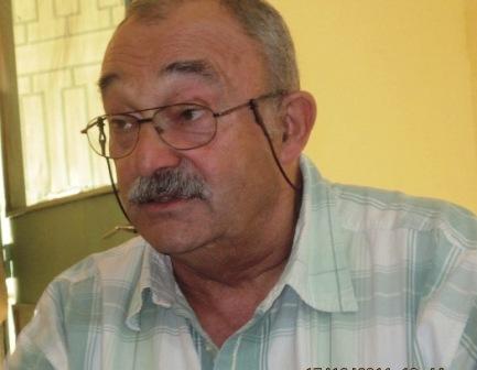 L'entraineur des Etalons Jean Paul Rebatet