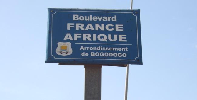 Boulevard France Afrique (Photo d'illustration)