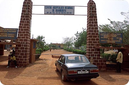 Le CHR de Ouahigouya (Ph : www.ch-chambery.fr )