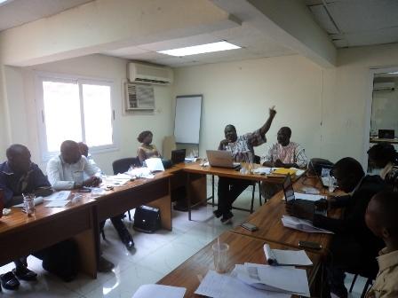 L'atelier a eu pour objectif de réfléchir sur des reformes du système éducatif des écoles franco-arabes au Burkina (Ph. B24)