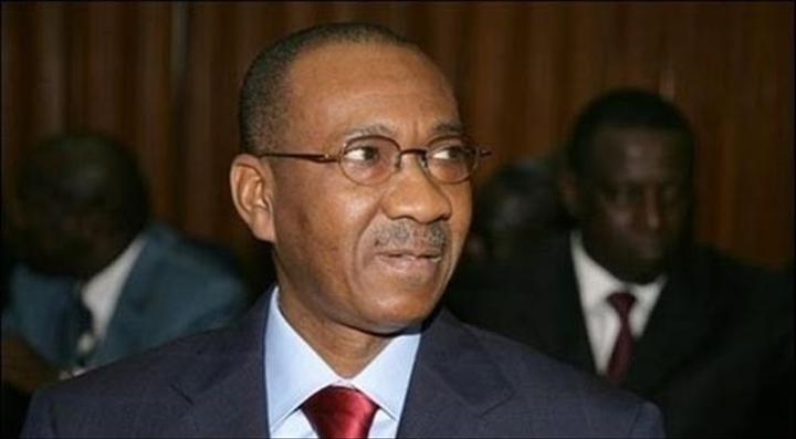 Cheick Hadjibou Soumaré, Président de la commission de l'UEMOA