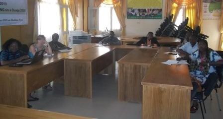 Les participants à l'atelier © Burkina 24