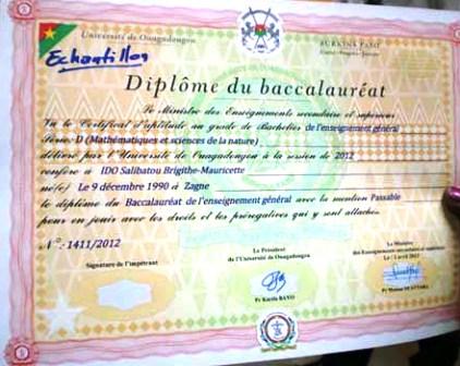 Ils sont 54 833 candidats à convoiter le nouveau diplôme du BAC (Ph : B24)