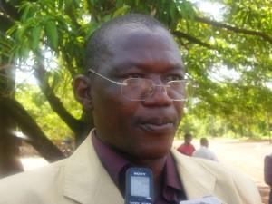 Sansan Youl, Maire de Gaoua. Ph.B24