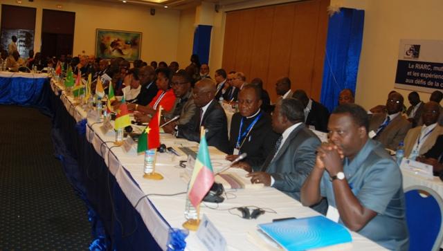 Une vue partielle des participants à la rencontre de Ouaga. Ph.B24
