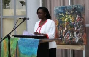 Le ministre délégué chargé du Budget a procédé au lancement de la célébration. Photo.B24