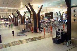 OR Tambo International Airport, à Johannesburg, est le premier aéroport d'Afrique. Photo:lesafriques.com