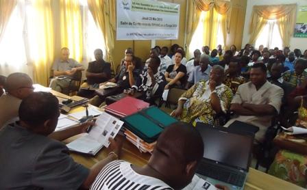 21 organisations rejoignent la famille SPONG © Burkina 24
