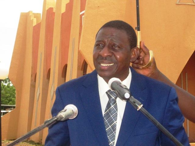 Le 16 juillet, les travailleurs vont protester devant le ministère de Alain Edouard Traoré (Ph : AIB)