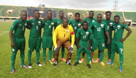 Les Etalons locaux vont tenter d'arracher une qualification au CHAN 2016 face à leurs homologues du Nigeria