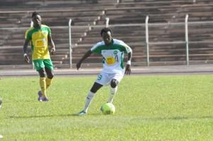 L'ancien joueur de l'EFO Moussa Yédan a trouvé un nouveau tremplin au Cameroun