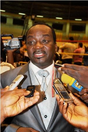 Les moyens ont mis pour une bonne competition des boxeurs burkinabè selon le minsitre Yacouba Ouédraogo