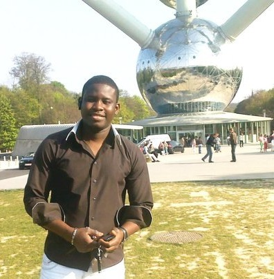 Toudo Yacouba Paré, Travailleur en Belgique