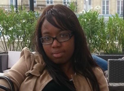 Elsa TAPSOBA, étudiante à Bordeaux