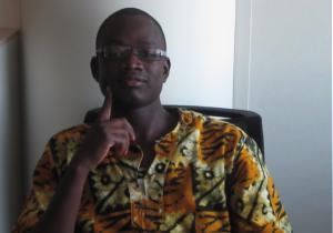 Abdoul Karim KOMI, Président de l'AEFAT