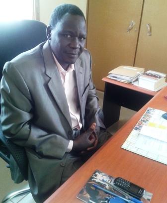 Ousmane Ouédraogo, maire de l'arrondissement 11 © Burkina 24