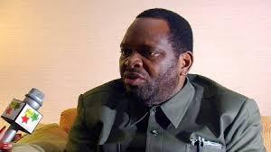 Arsène Yé, ministre en charge des réformes politiques (Ph : B24)