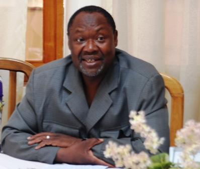 Ablassé Ouédraogo, président du Faso autrement. Ph.B24