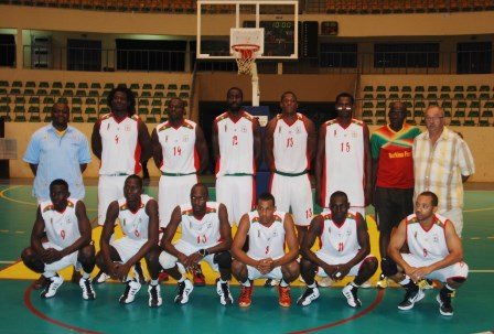 Les Étalons basketteurs © Burkina 24