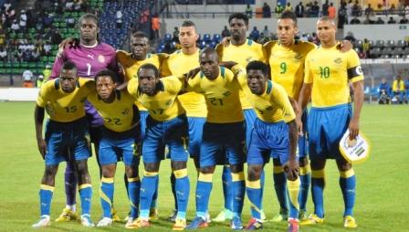 Les panthères du Gabon