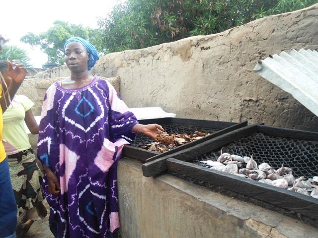 Mme Aminata