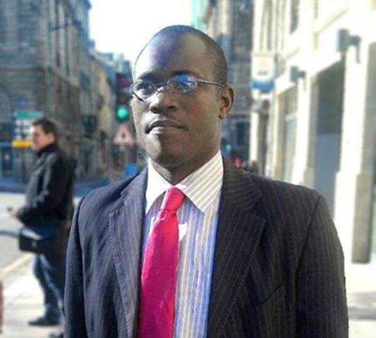 Pr Abdoulaye Soma, président de la SBDC (Ph: DR)