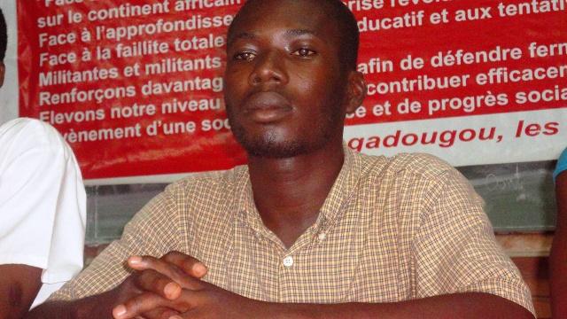 Patrice Zoehinga, nouveau président de l'UGEB (Ph : B24)