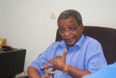 Valère Dieudonné Somé invite la population à une unité d'action (Ph:DR)