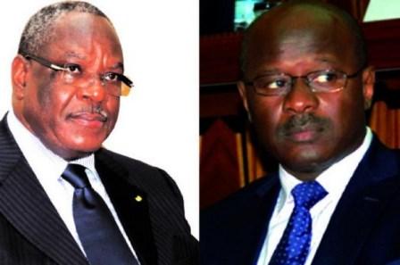 Ces deux hommes ont pour mission de conduire le Mali vers la  réconciliation (PH:DR)