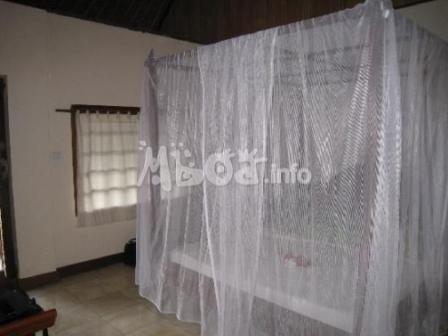 L'utilisation de la moustiquaire Milda par un ménage burkinabé (PH:archive)
