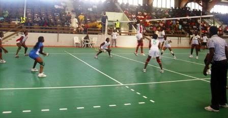 les Étalons (dames) perdent le premier match face au Ghana (3 sets à 0)