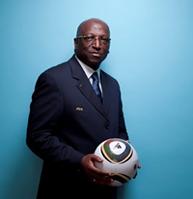 L'ancien Président de la Fédération ivoirienne de footabll (FIF) Jacques Anouma