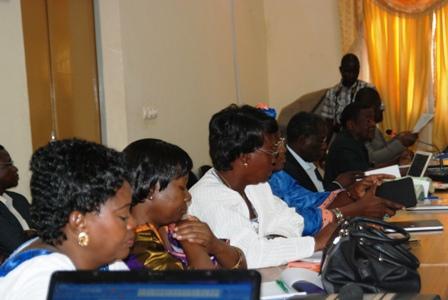 Une délégation de 5 parlementaires, conduite par le député Adama Traoré, a pris part à la journée.