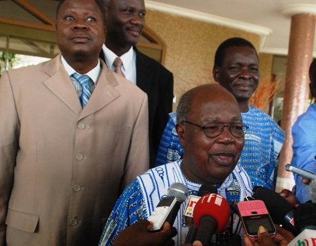 La FEME souhaite une bonne fête de Noël aux Burkinabè (Ph : Le Quotidien)
