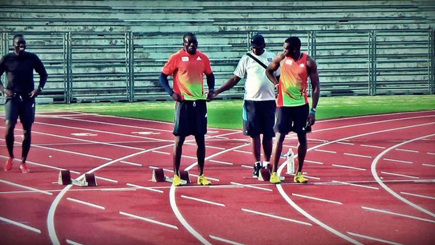 Gérard Kobiané et Innocent Bologo ont échoué au pied du podium du 100 mètres des Jeux de la francophonie