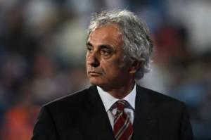 Vahid Halilodic entraîneur Algérie