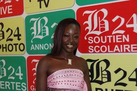 Fatou Traoré, l'étoile montante du cinéma burkinabé (Ph:B24)
