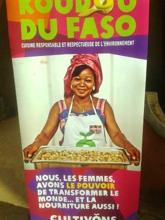 Une affiche de l'événement Koudou du Faso