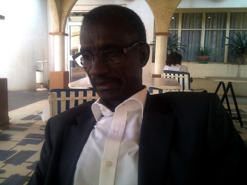 Le président de l'Autorité de régulation des Marchés publics (ARMP) de Mauritanie, Abou Moussa Diallo
