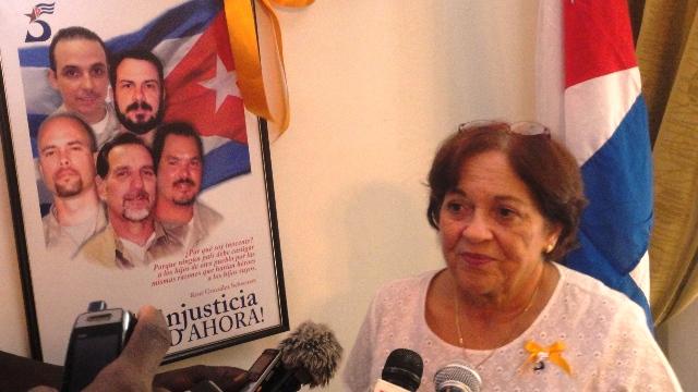 L'ambassadrice extraordinaire et plénipotentiaire de Cuba au Burkina, Ana Maria Rovina (Ph : B24)